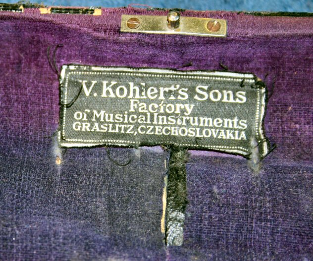made by Kohlert's Sons